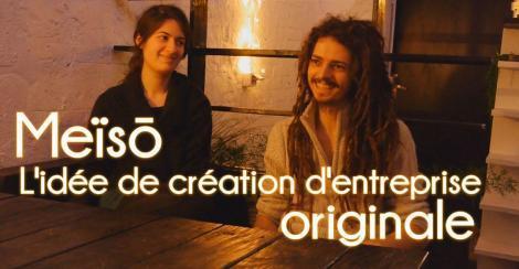Meïso l'espace de flottaison : idée de création entreprise originale