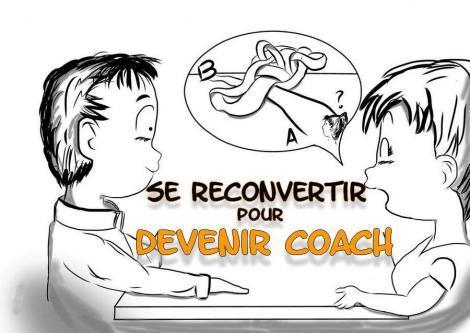 Se reconvertir pour être coach : Bonne ou Mauvaise idée ?