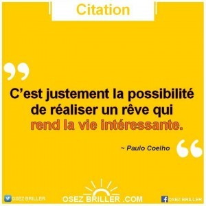 Citation paulo Coelho, citation rêve, citation sur la vie, citation paulo alchimiste, citation opportunités, citation confiance en soi, citation croire en soi, citation la solution est en vous, citation qui on est, citation sur soi, citation prendre confiance en soi