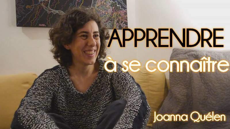 Interview: Apprendre à se connaître avant d'entreprendre – Joanna Quélen