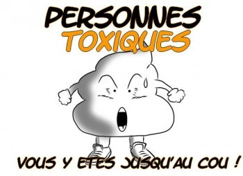 personnes toxiques au travail : 5 signes que vous y êtes jusqu'au cou, personnes nocives, éviter personnes toxiques, fuir personne toxique, relation toxique, sortir d'une relation toxique