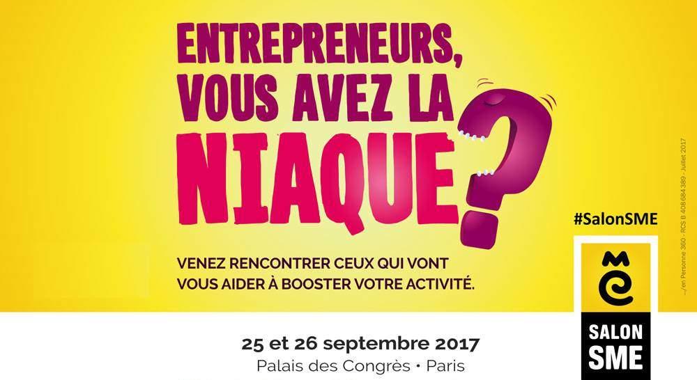 Votre invitation pour le salon SME