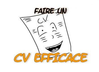 comment faire un cv professionnel efficace, comment faire un cv reconversion, comment faire un cv, faire un cv, rédiger un cv
