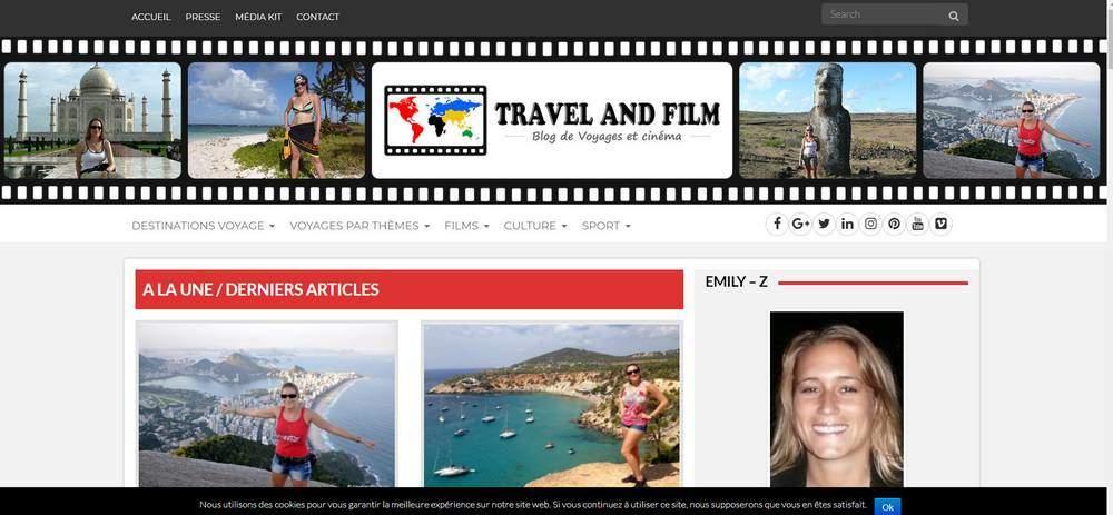 ELLE A OSÉ... devenir influenceur voyage et nomade digital, devenir blogueur voyage,